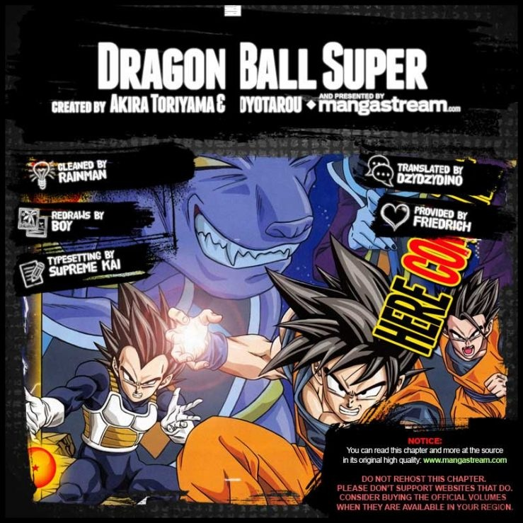 Manga 15 de Dragon Ball Super en Español