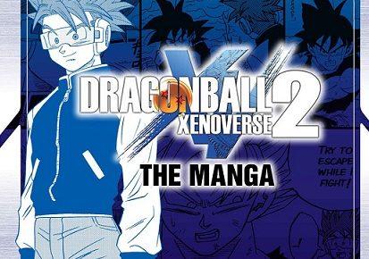 manga de Dragon Ball Xenoverse 2