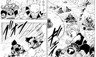 Manga 17 de Dragon Ball Super