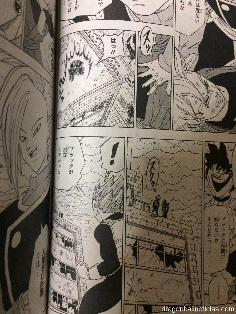 Dragon Ball Super Capítulo 19 6