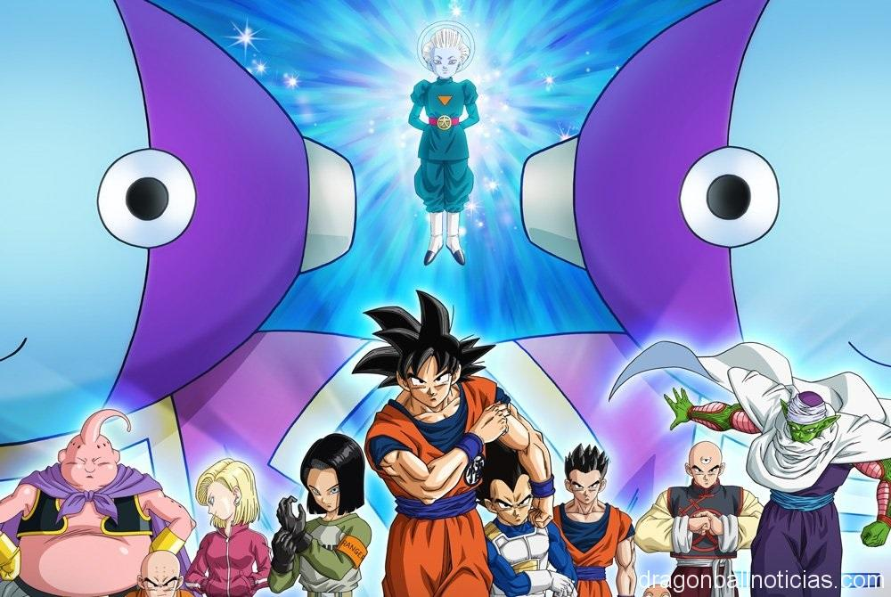 sinopsis del nuevo arco de Dragon Ball Super