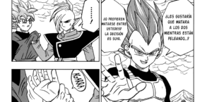 manga 22 de Dragon Ball Super