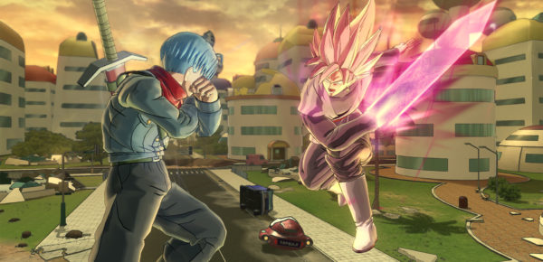 DLC 3 de Dragon Ball Xenoverse 2
