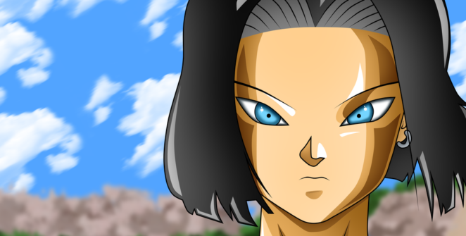Androide 17 en Dragon Ball Super