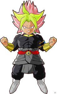dragon ball fusion karoly black