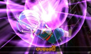 dragon ball fusions trunks escena 3