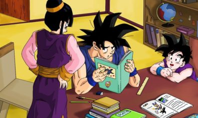 dragon_ball___goku_have_to_study________by_phanhaingan-d6in3v2