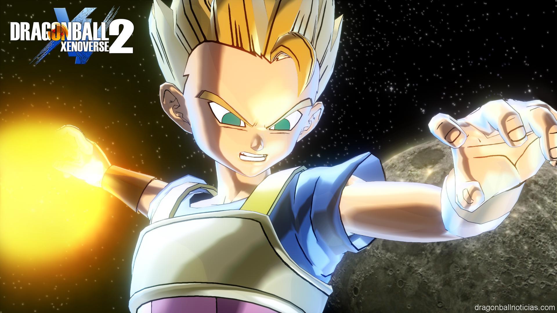 Primer DLC para Dragon Ball Xenoverse 2