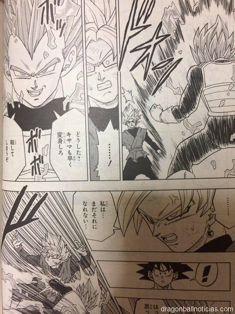 Dragon Ball Super Capítulo 19 2
