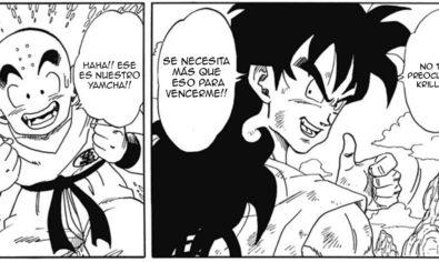 Yamcha Manga 1