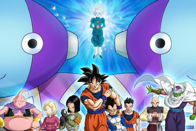 sinopsis del nuevo arco de Dragon Ball Super
