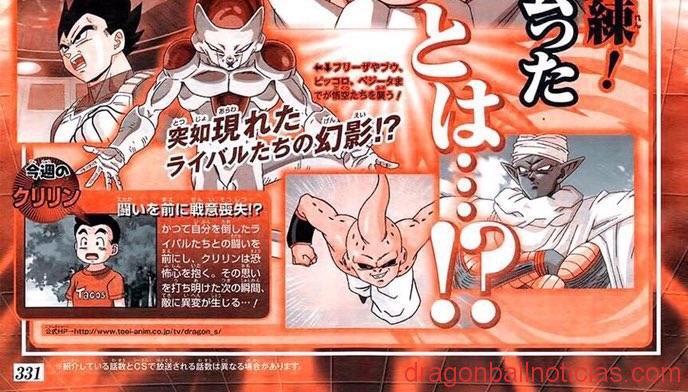 capítulo 76 de Dragon Ball Super