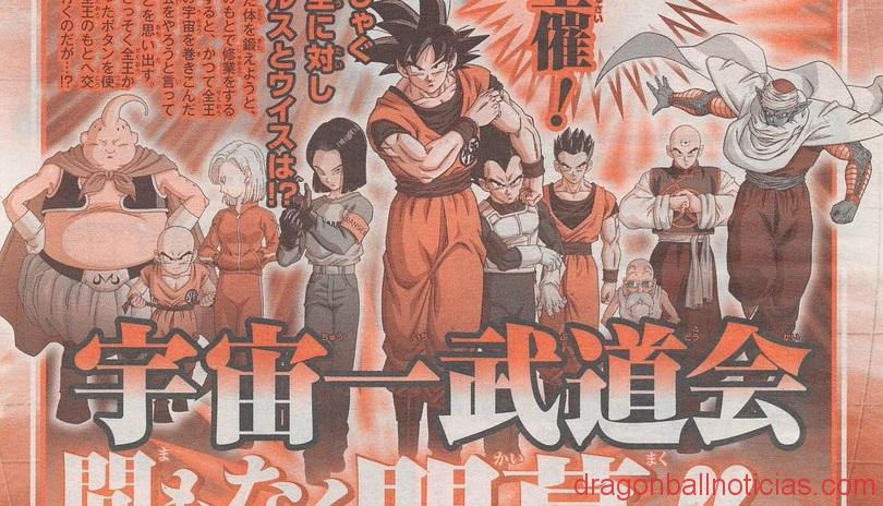 capítulo 77 de Dragon Ball Super