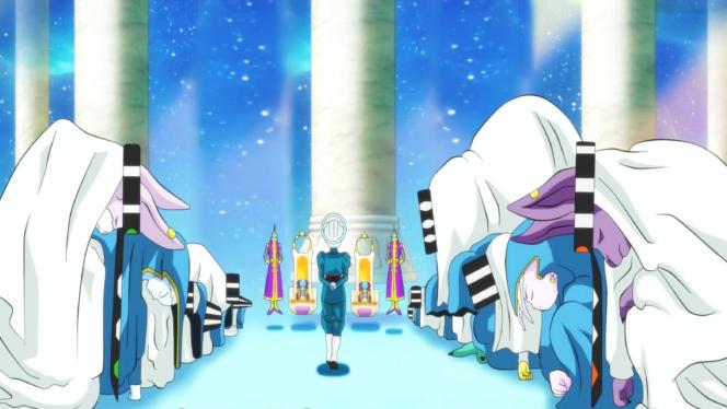 Información del torneo de Zeno-sama