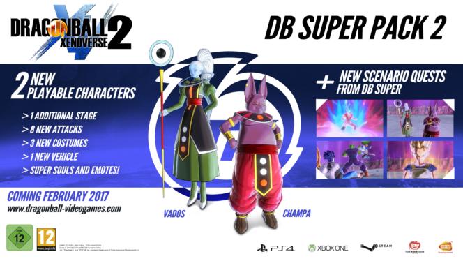 segundo DLC de Dragon Ball Xenoverse 2