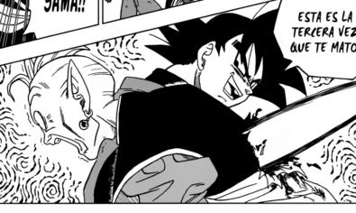 Manga 21 de Dragon Ball Super