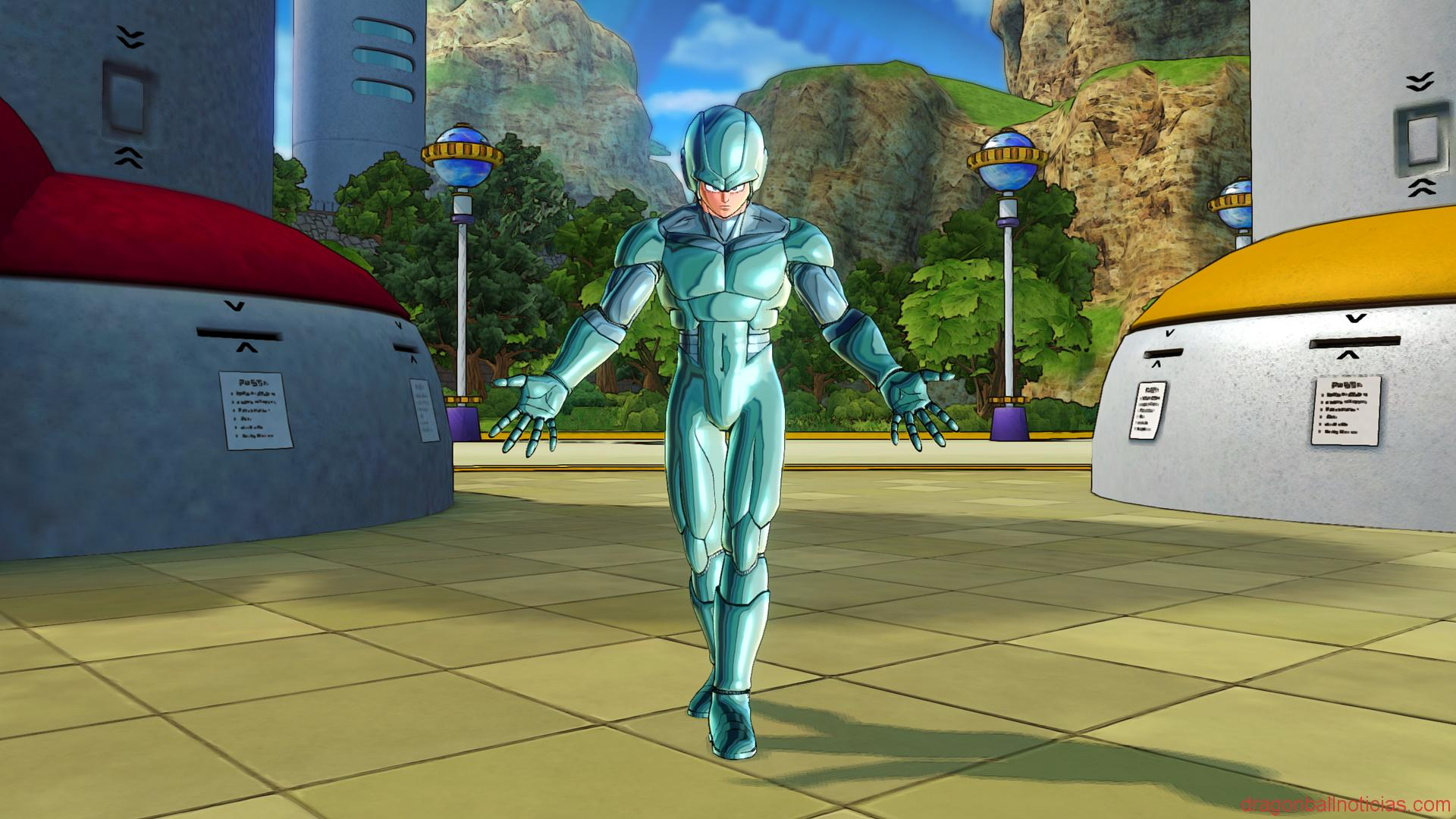 DLC 2 de Dragon Ball Xenoverse 2