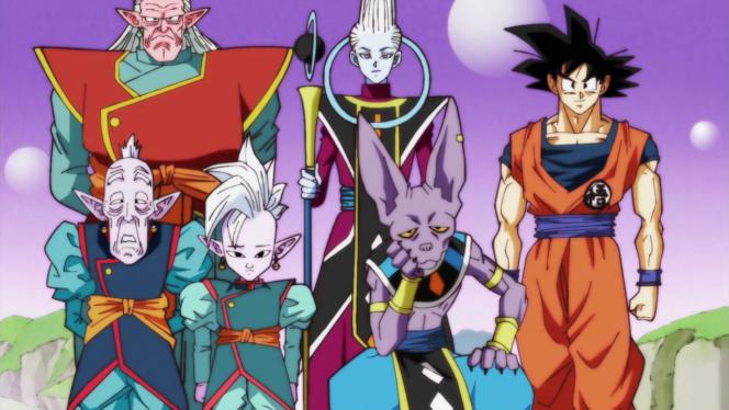 Audiencia del capítulo 78 de Dragon Ball Super