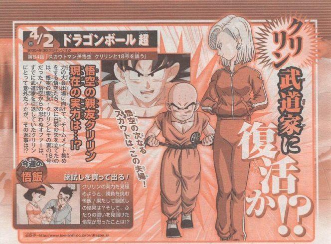 episodio 84 de Dragon Ball Super