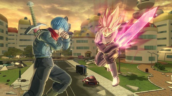 DLC 3 de Dragon Ball Xenoverse 2