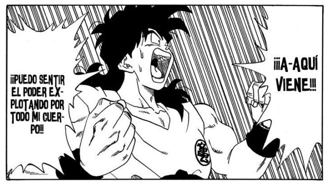 Reencarnarse como Yamcha Manga 2