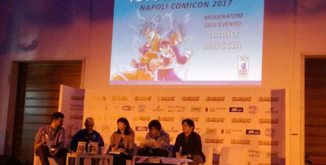Entrevista a Toyotaro en la Comicon 2017