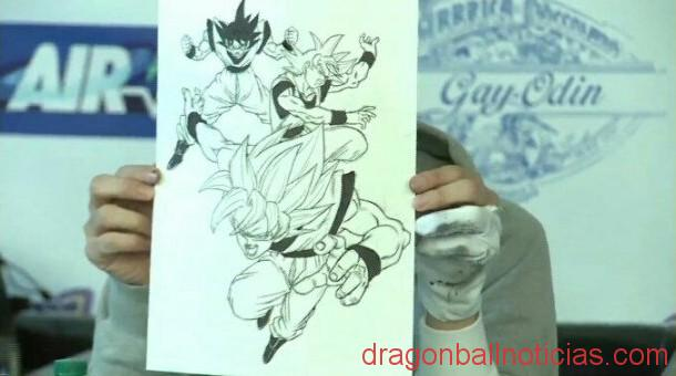 goku-by-toyotaro