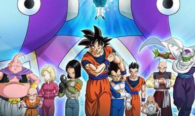 Episodios 90 al 93 de Dragon Ball Super
