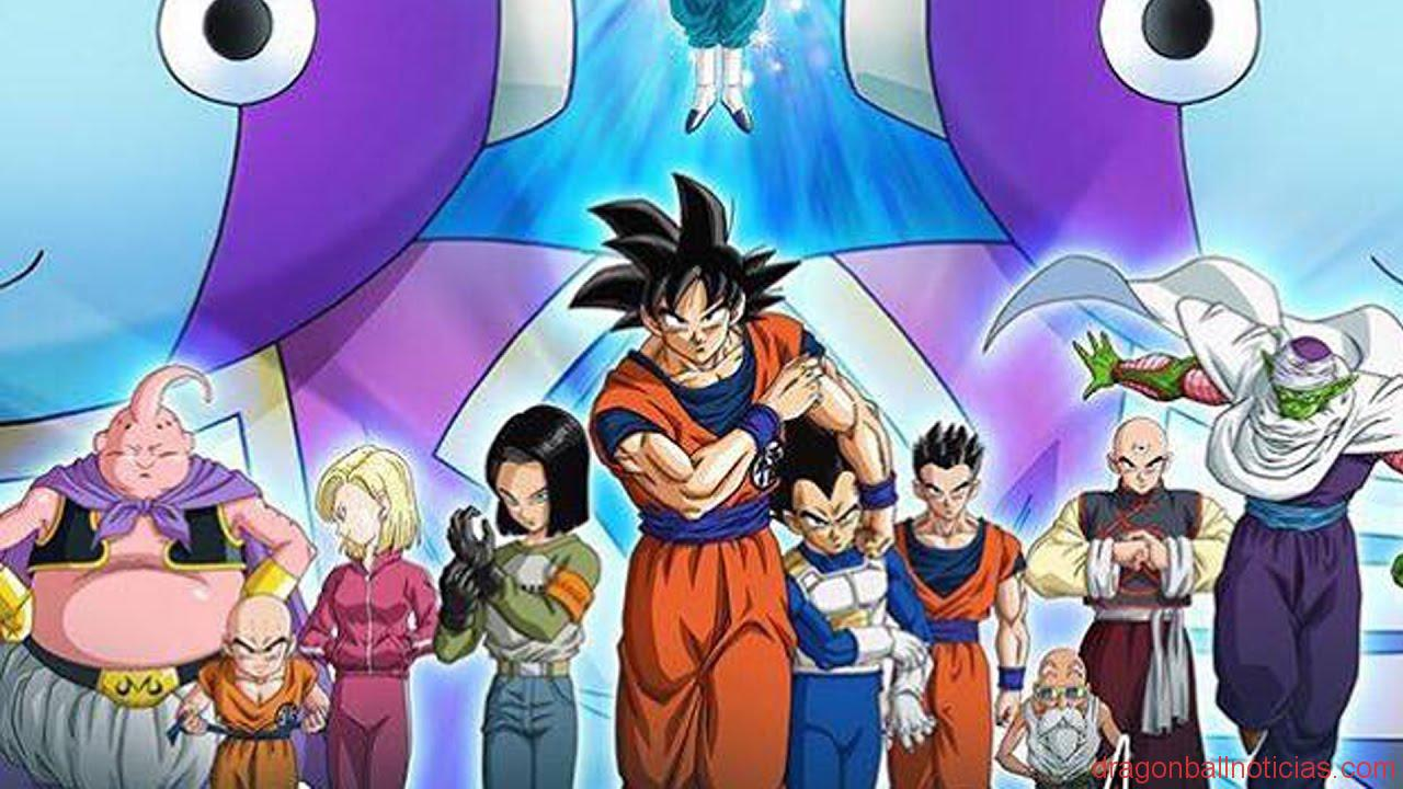 Episodios 90 al 93 de Dragon Ball Super