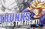 Dragon Ball FighterZ tráiler de Trunks del Futuro