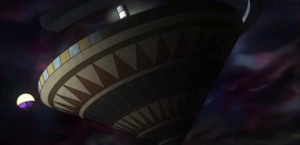 Episodios 99, 100 y 101 de Dragon Ball Super