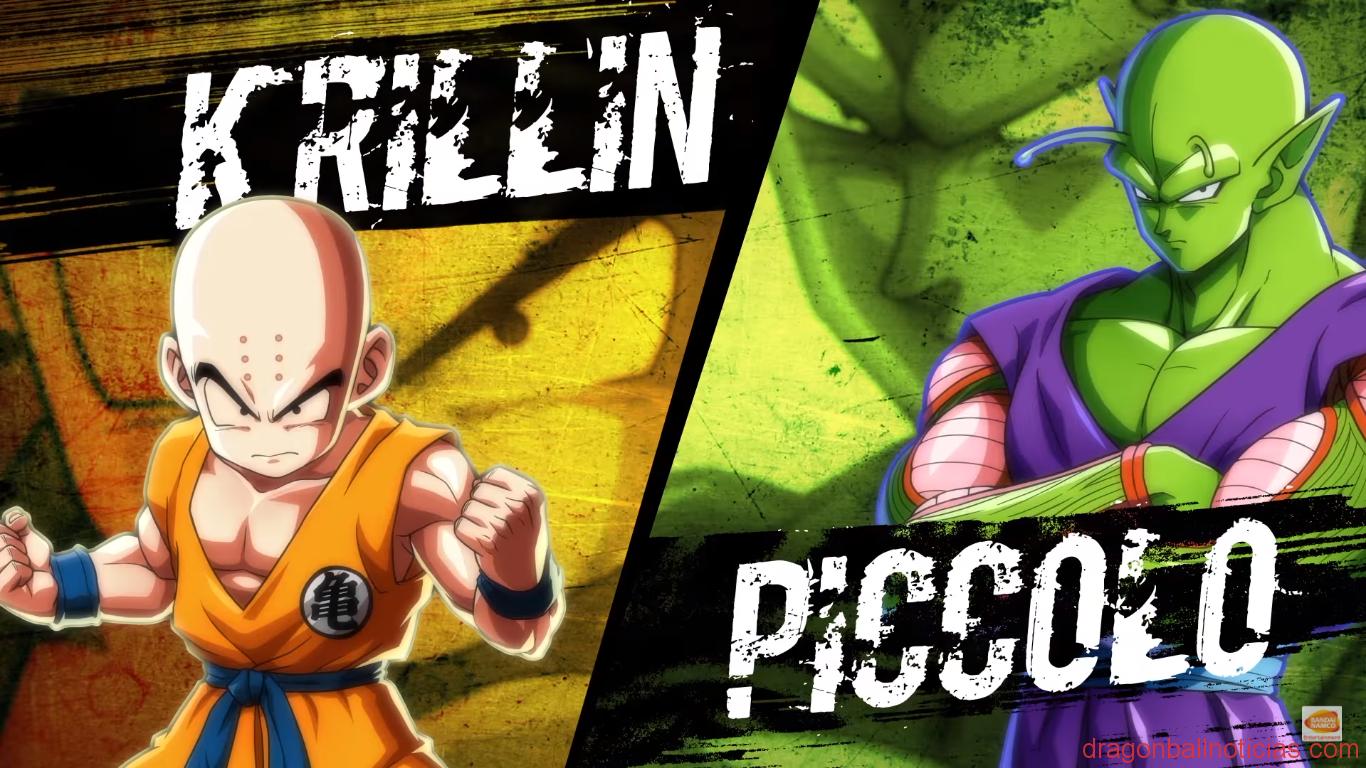 Piccolo y Krillin