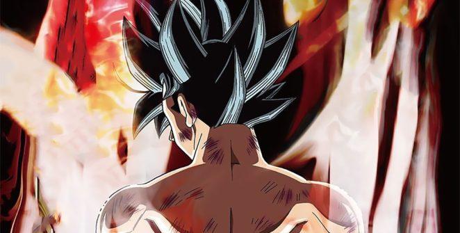 nueva transformación de Goku