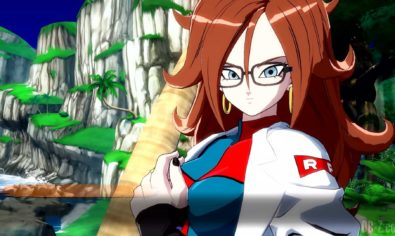 Androide 21 en Dragon Ball FighterZ
