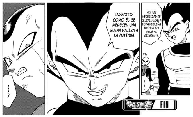 Manga 10 de Dragon Ball Super