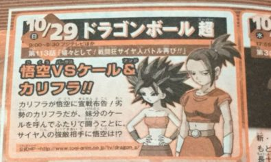 episodio 113 de Dragon Ball Super
