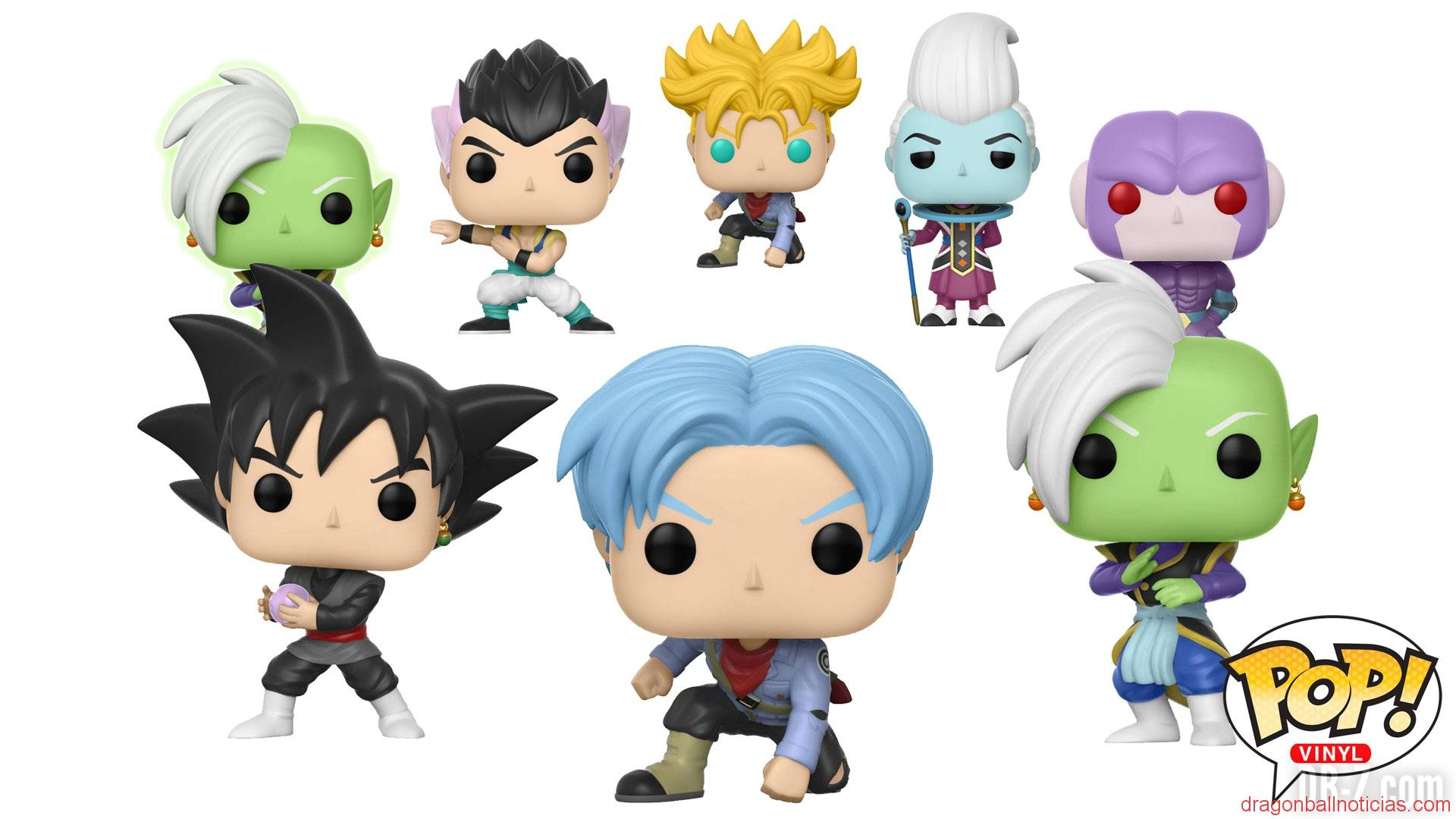 Funko POP! de Dragon Ball Super