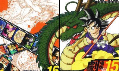 Mangas Sobre Películas de Dragon Ball