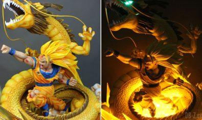 Resinas de Dragon Ball