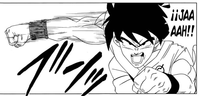 Manga 13 Dragon Ball Super