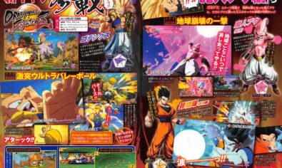 Gohan definitivo, Gotenks y Kid Boo en DBFighterZ