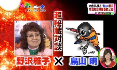 Entrevista con Masako Nozawa