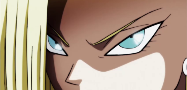 Audiencia de Dragon Ball Super en el capítulo 117