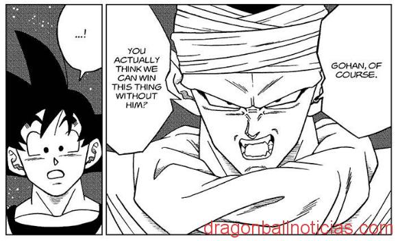 Manga 31 Dragon Ball Super