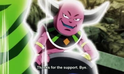 Audiencia de Dragon Ball Super en el capítulo 121