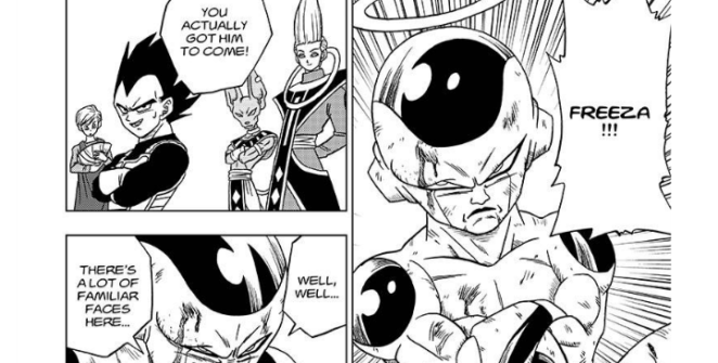 Manga 32 Dragon Ball Super