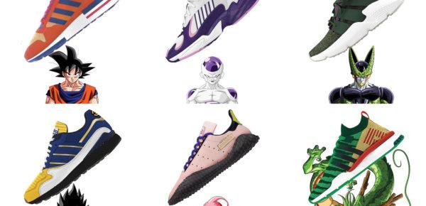 Zapatos de dragon ball