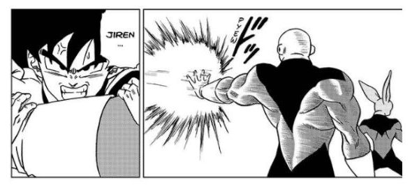 Manga 33 Dragon Ball Super