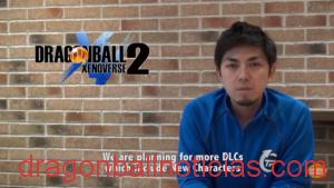 DLC de Dragon Ball Xenoverse 2 Masayuki Hirano