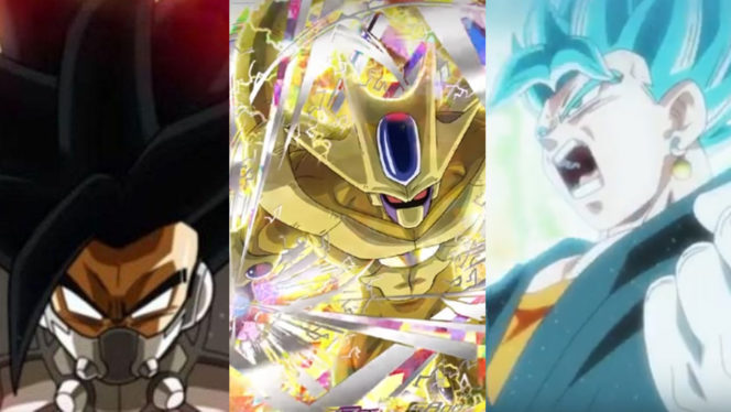 Preview del anime de Dragon Ball Heroes